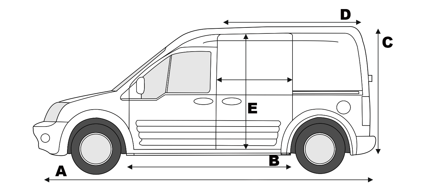 Ford Transit Connect Mk1 Specifications Transit Center All