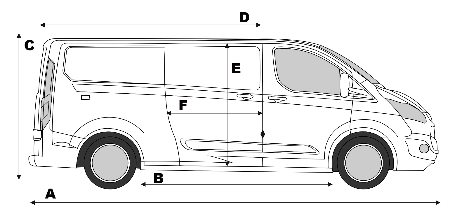 Ford Transit Custom Interior Dimensions Www