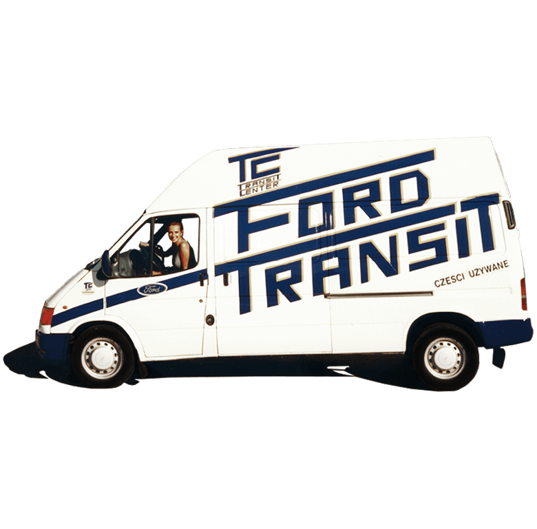 Ford Transit MK5 Transit Center History