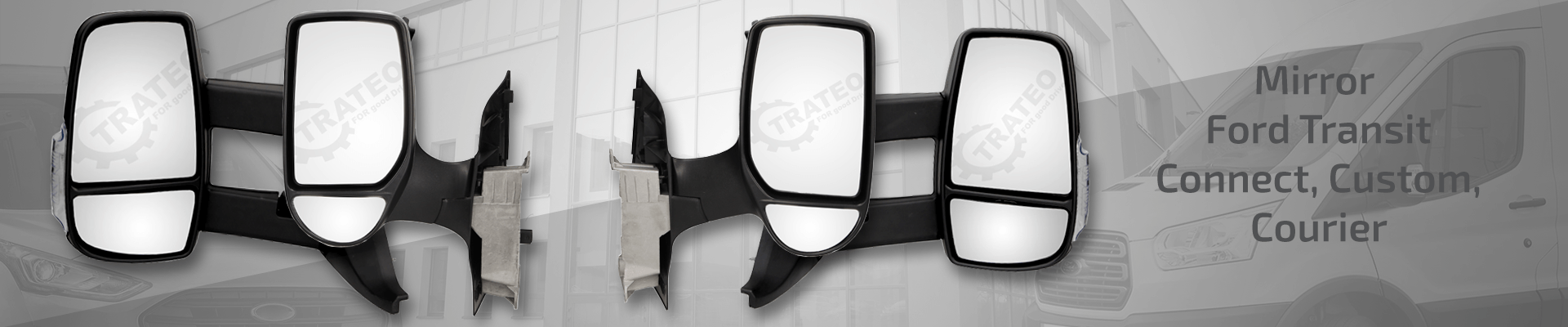 Ford Transit Front doors