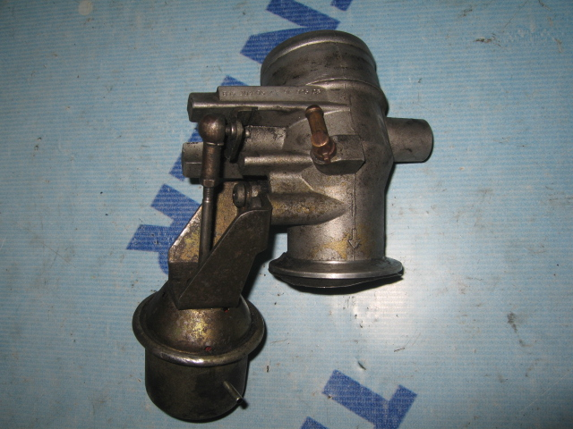 Air throttle 2 5 turbodiesel Ford Transit 1995-1997