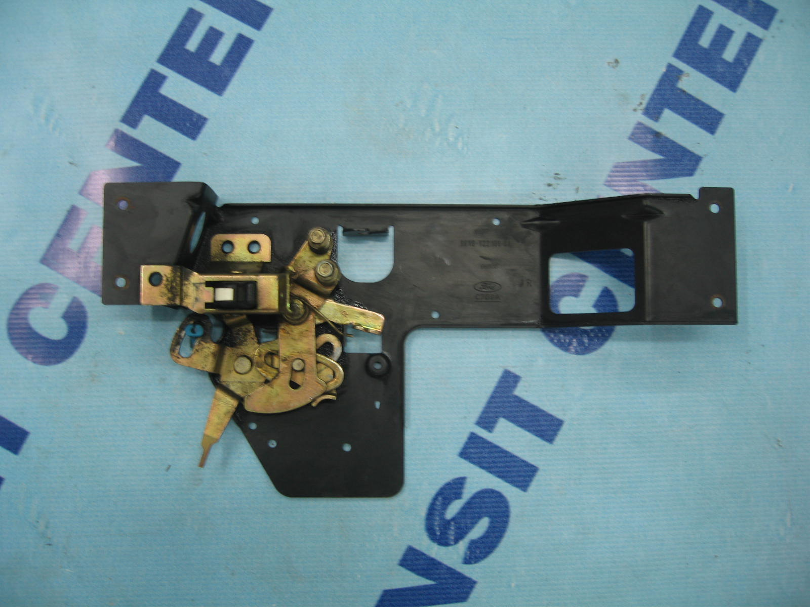 Right Sliding Door Lock Mechanism Ford Transit 1986 2000