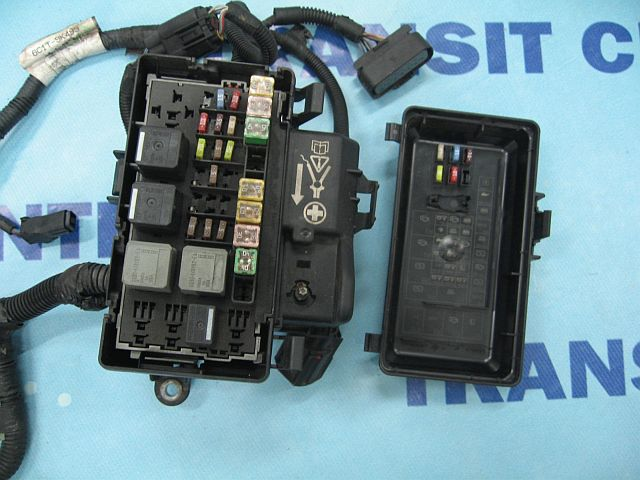 Fuse Box Ford Transit 2006