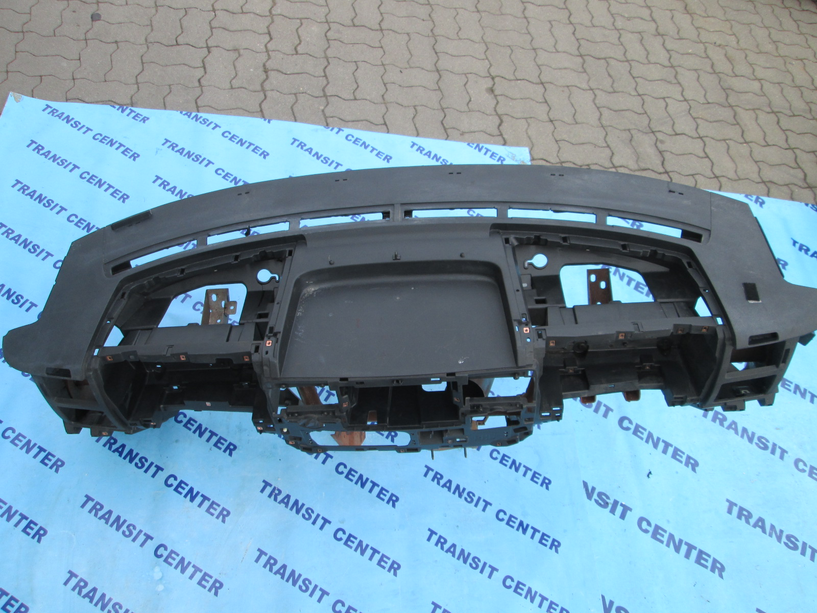 Used Ford Transit Connect >> Dashboard Ford Transit MK7
