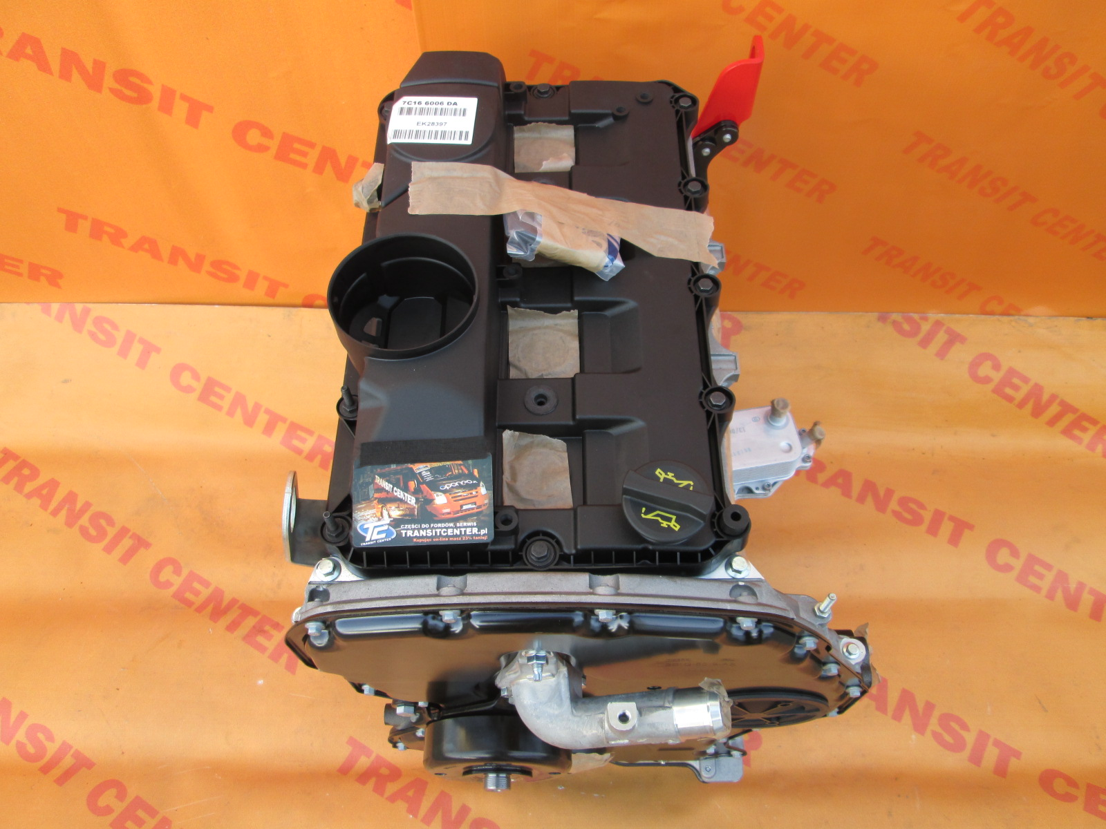 2013 Ford Transit Connect >> Engine 2.4 TDCI 140 HP Ford Transit 2006-2013