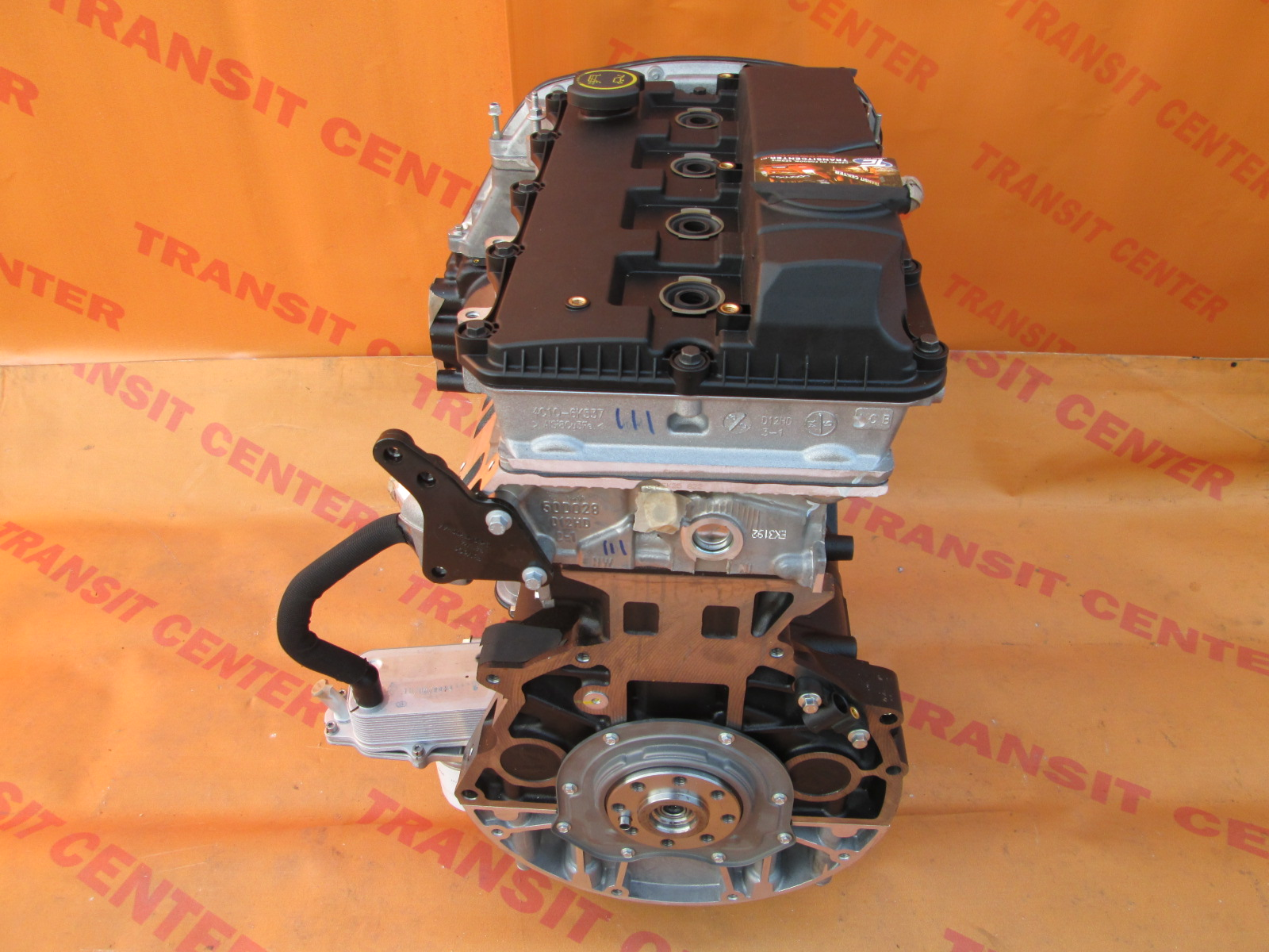 Ford Transit Connect >> Engine 2.4 TDDI 90 PS Ford Transit 2000-2006