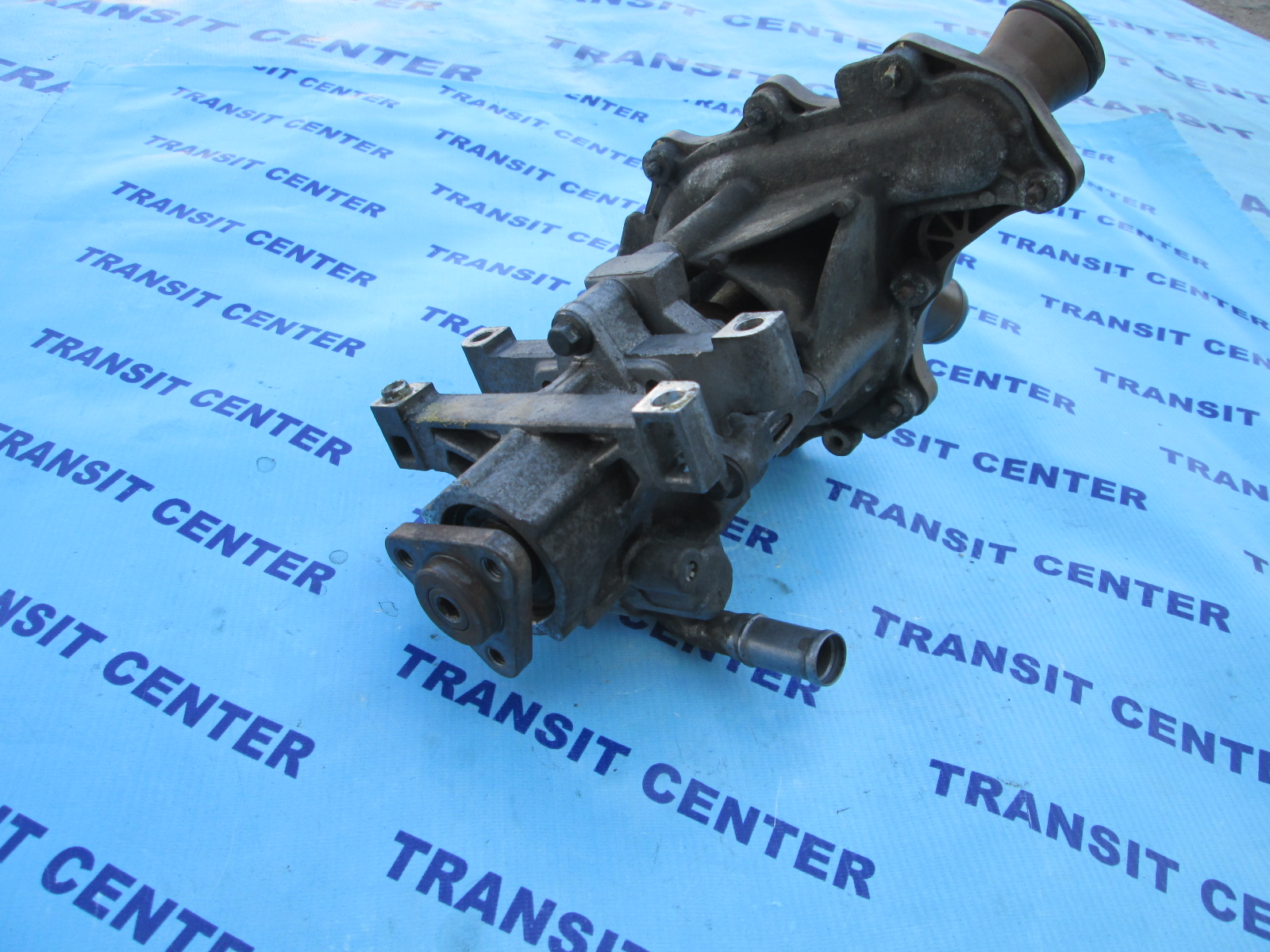 Used Ford Transit Connect >> Power steering pump and water pump Ford Transit 2006, 2.2 TDCI
