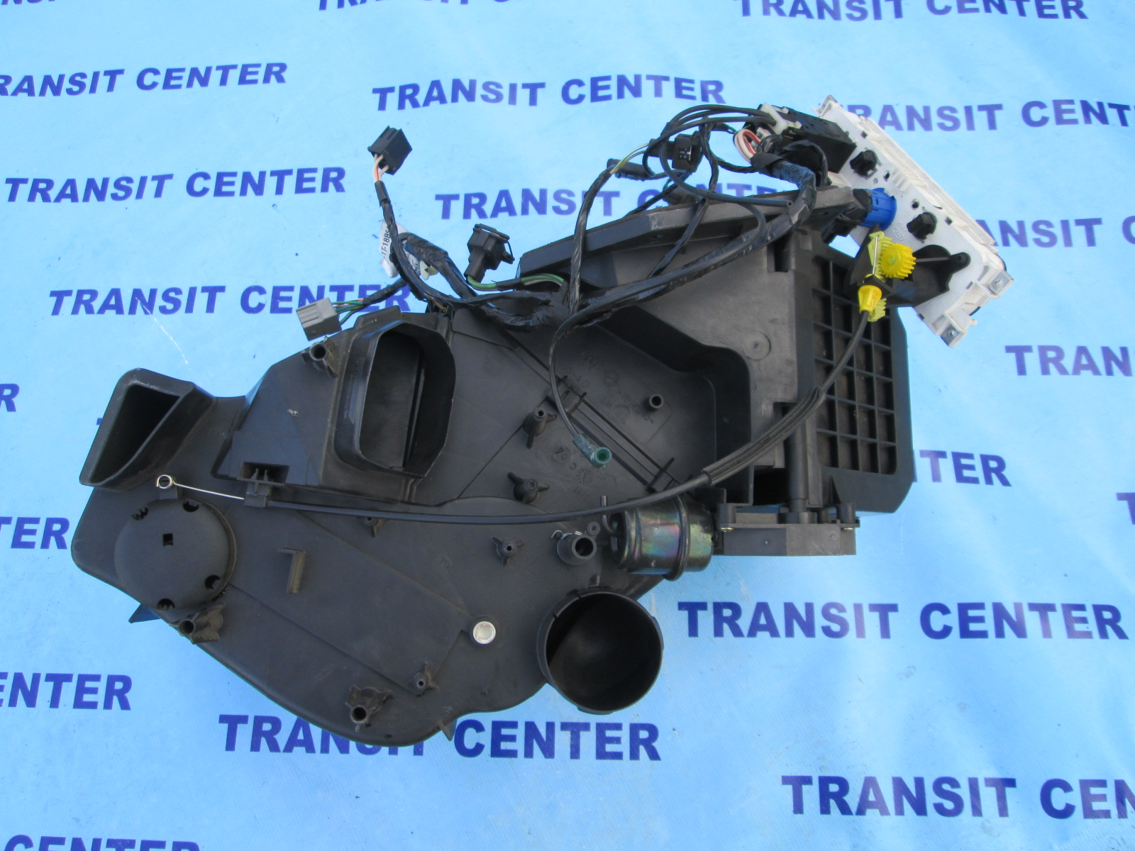 Used Ford Transit Connect >> Heater matrix box with air conditioning set Ford Transit 2000-2006