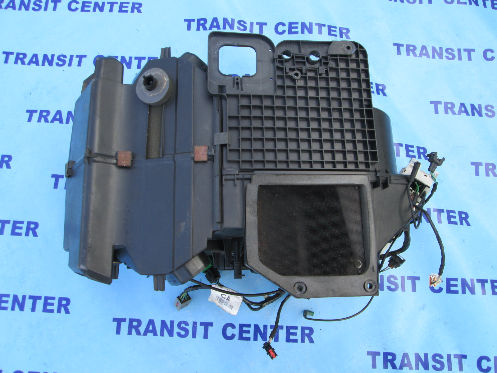 Used Ford Transit Connect >> Heater matrix box with air conditioning set Ford Transit ...