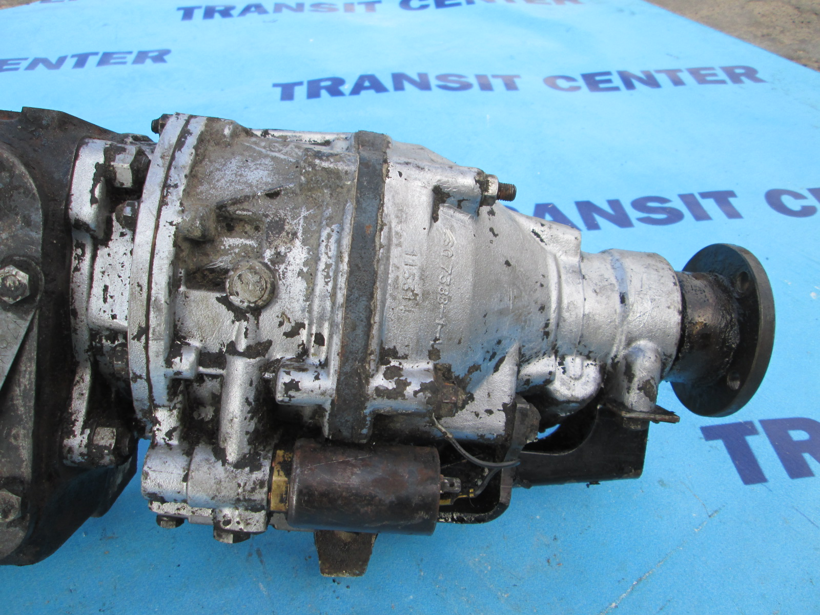 Overdrive Four Speed Gearbox Ford Transit 1978 1988