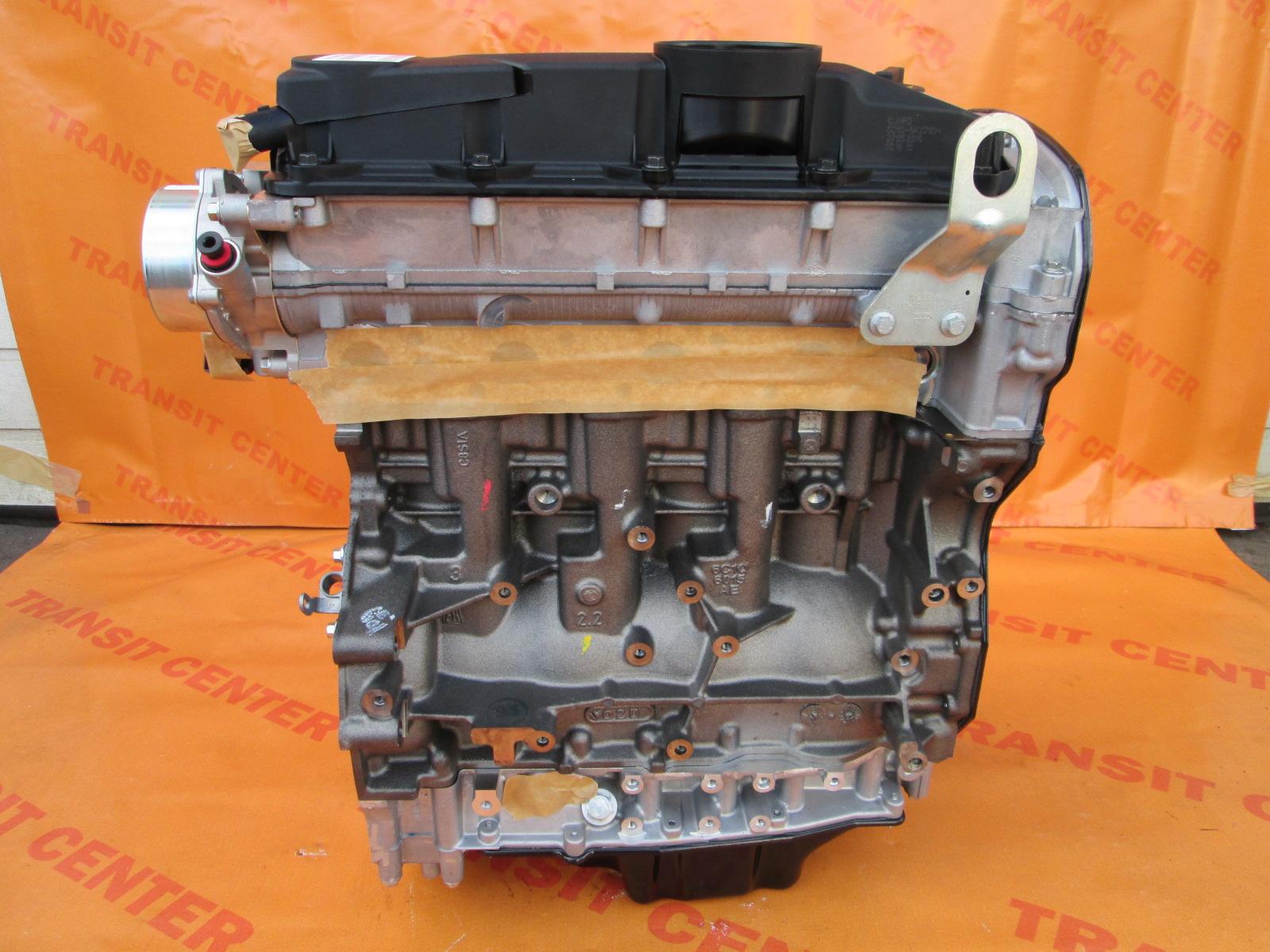 Ford Transit on Engine Block Cylinder Head