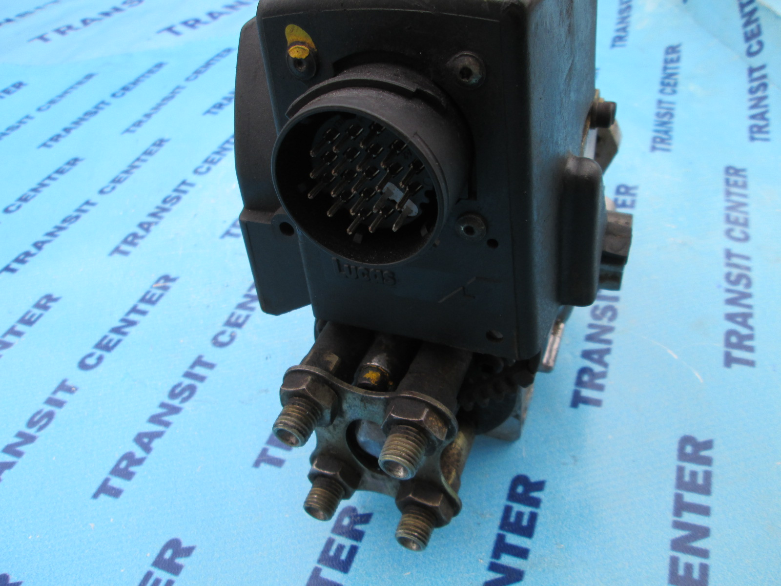Used Ford Transit Connect >> Injection pump Ford Transit 1988, 2.5 TD Lucas DSA1190