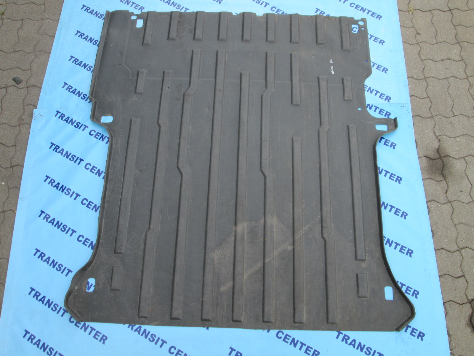 Mat Rear Floor Ford Transit Connect Swb With Right Sliding Door