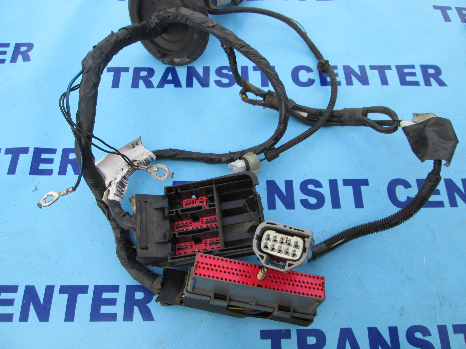 Engine Wiring Loom Ford Transit Connect 2002  1 8 Tddi 75