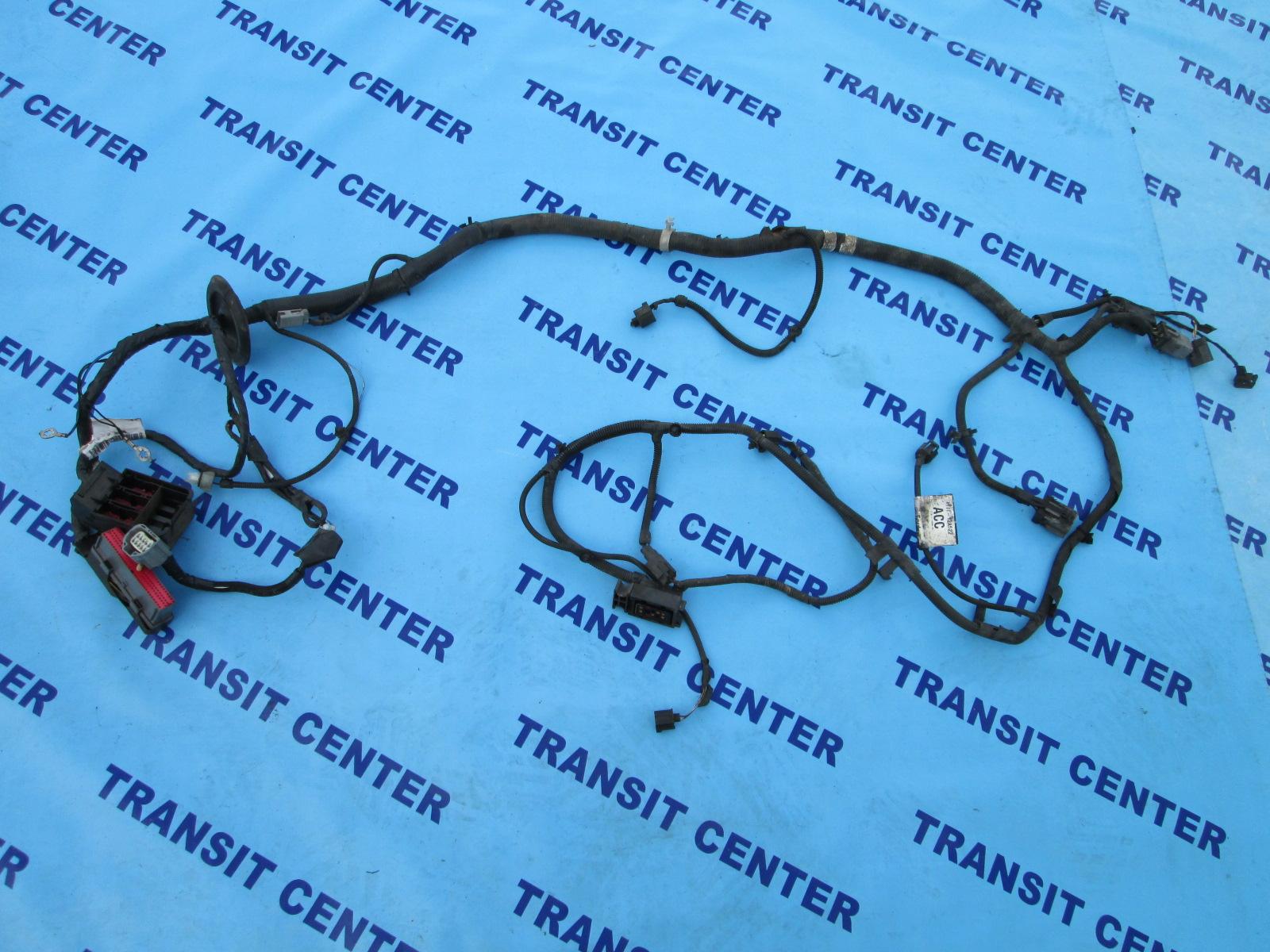 Engine Wiring Loom Ford Transit Connect 2002  1 8 Tddi 75