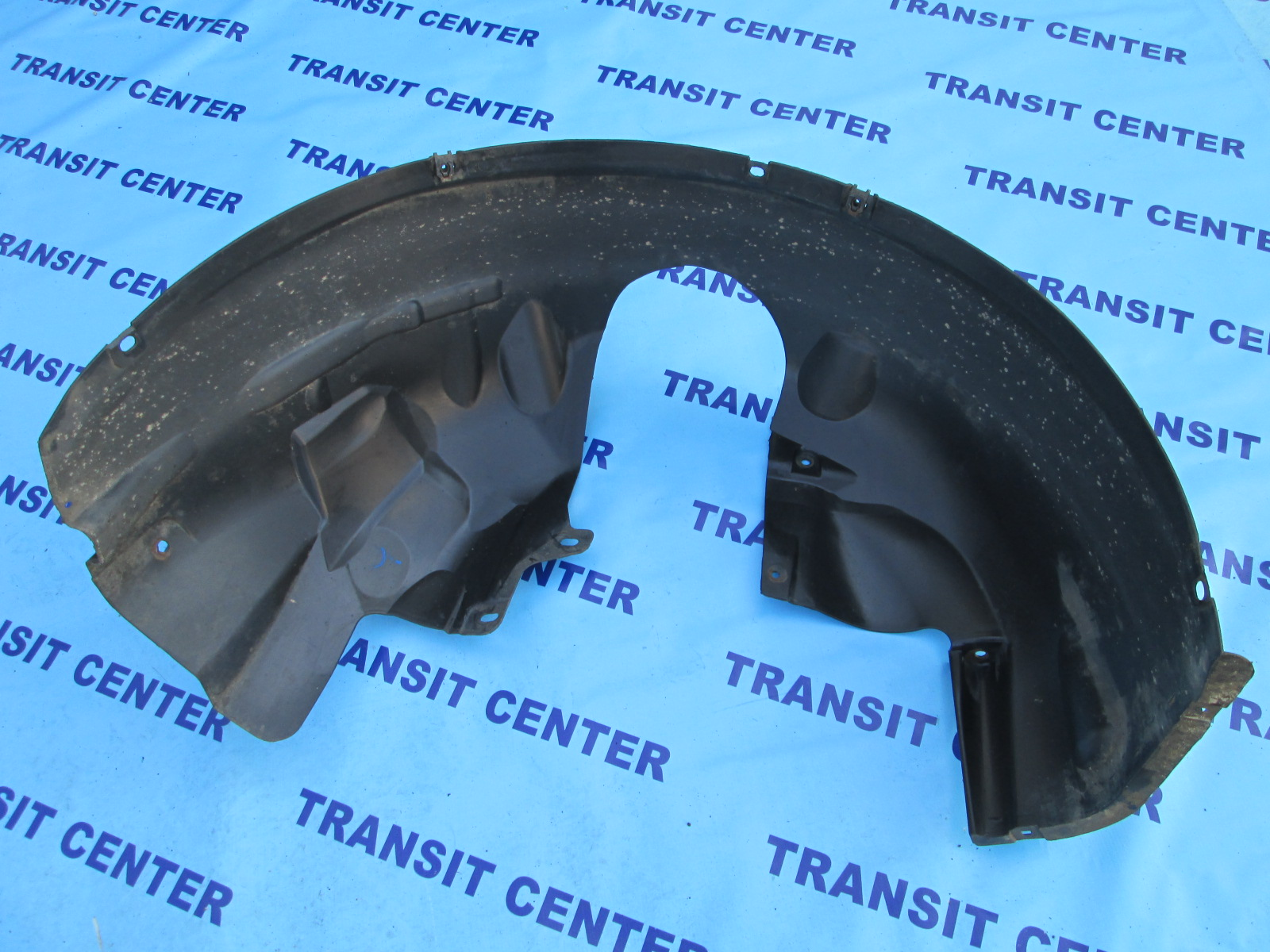 front wheel arch liner ford transit connect