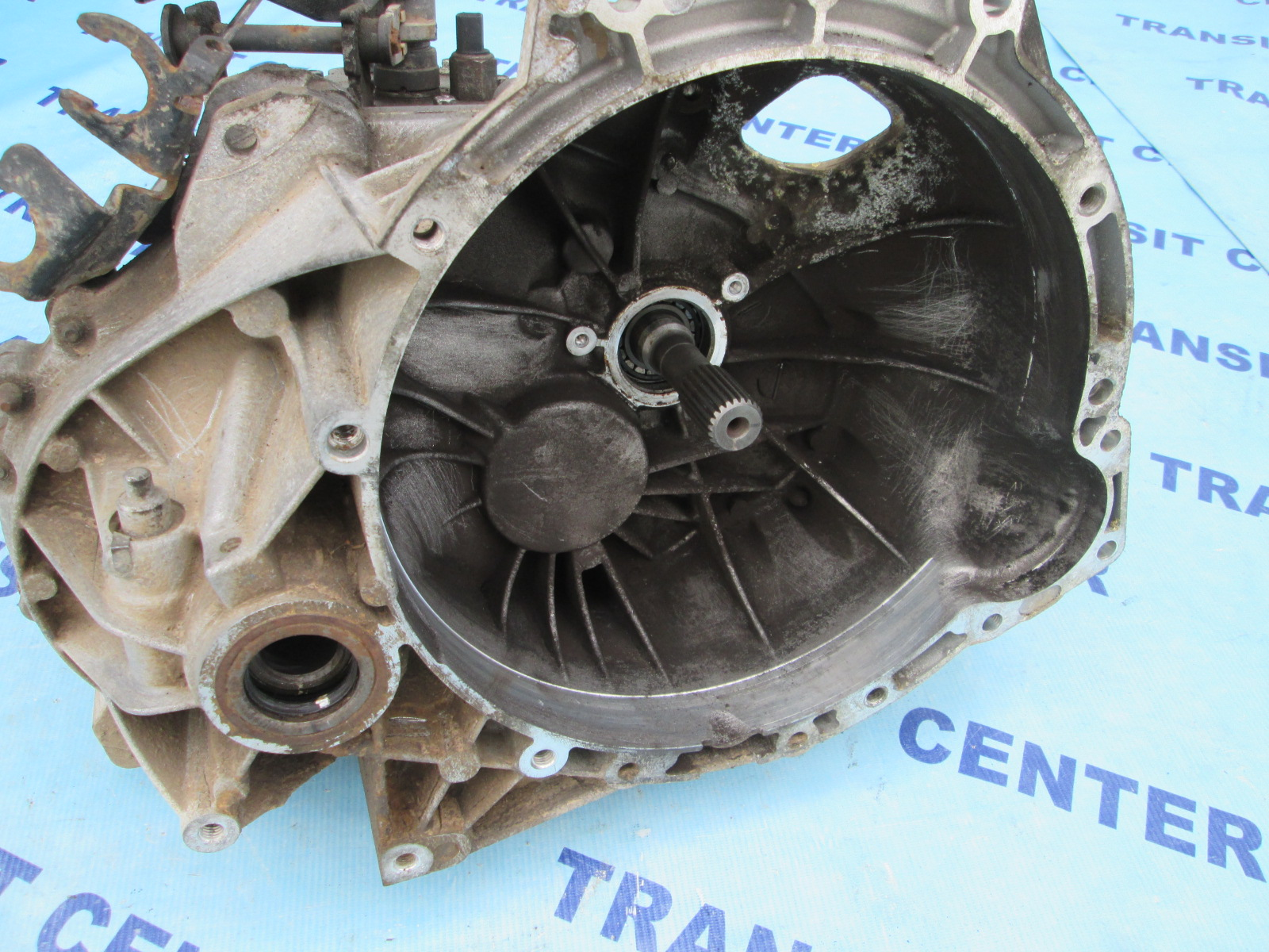 Used Ford Transit Connect >> Gearbox Ford Transit Connect 2006