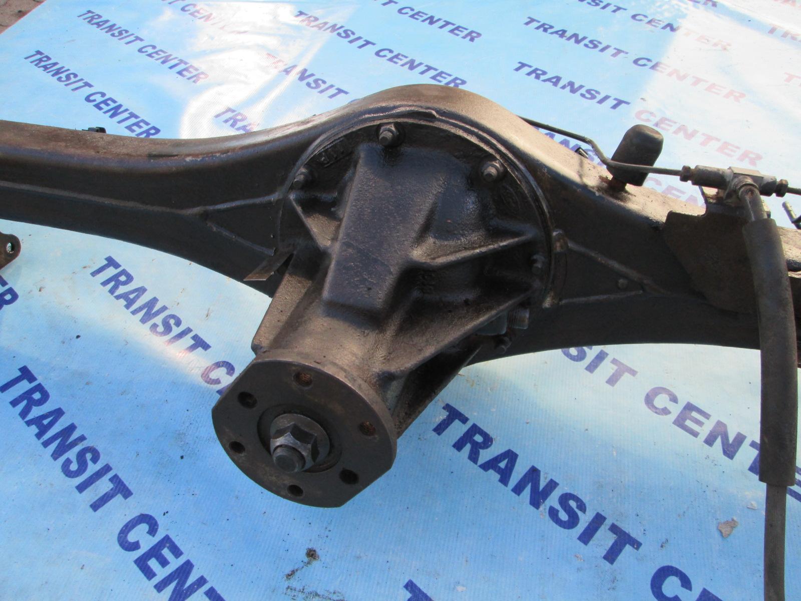 rear axle ford transit    abs  single wheel