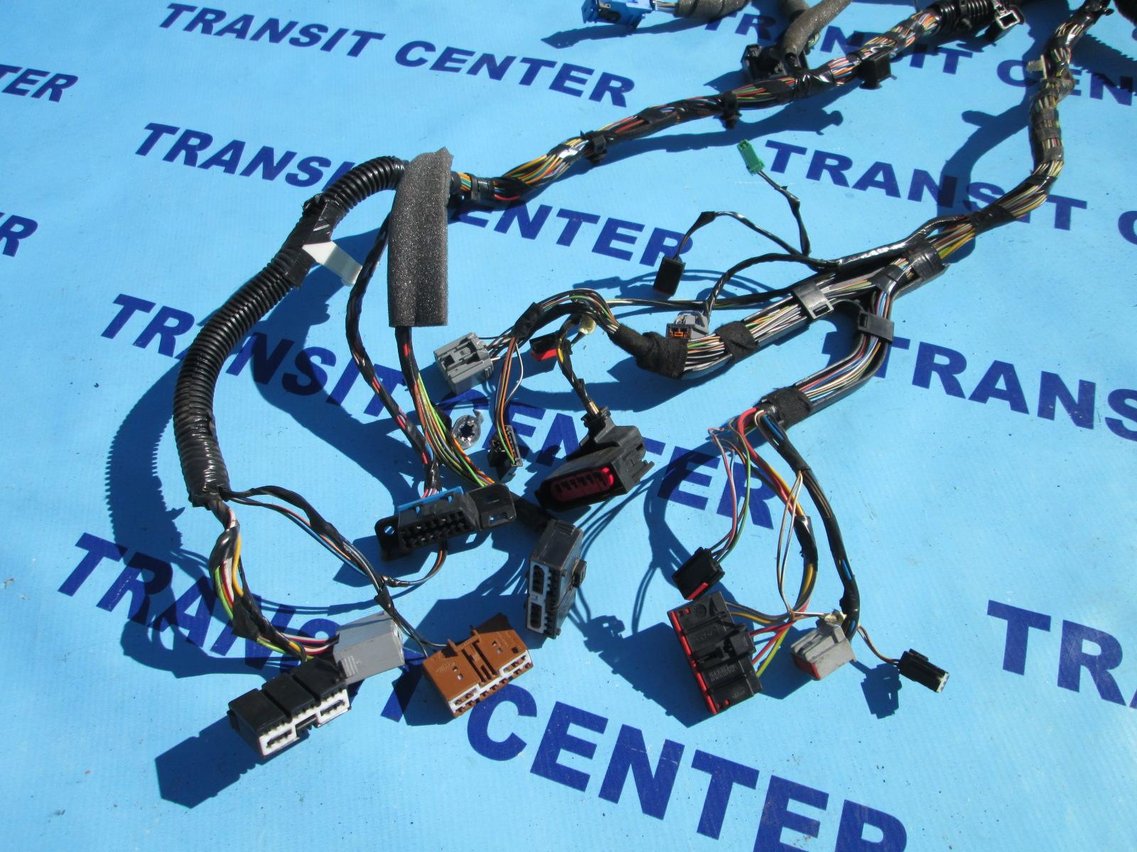 Dashboard Wiring Loom Harness Ford Transit Connect 2009  Rhd
