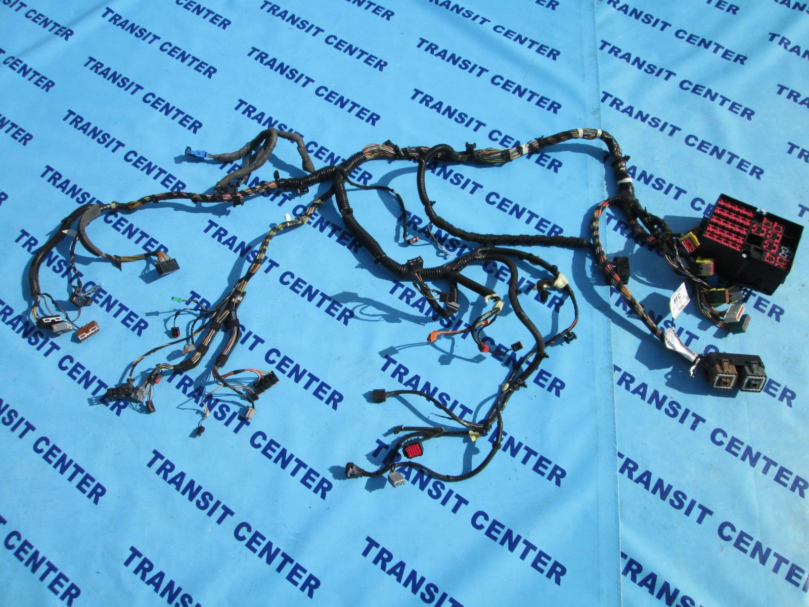 ford transit dashboard wiring loom 4472 dashboard wiring loom harness ford transit connect 2009, rhd ford transit wiring harness leak cause fire at bakdesigns.co