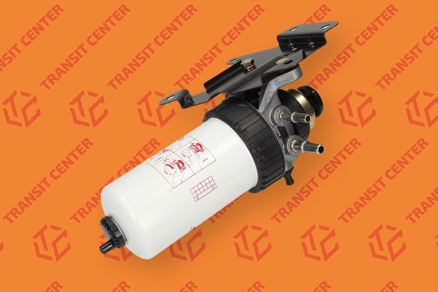 Fuel Filter Housing Ford Transit 2000