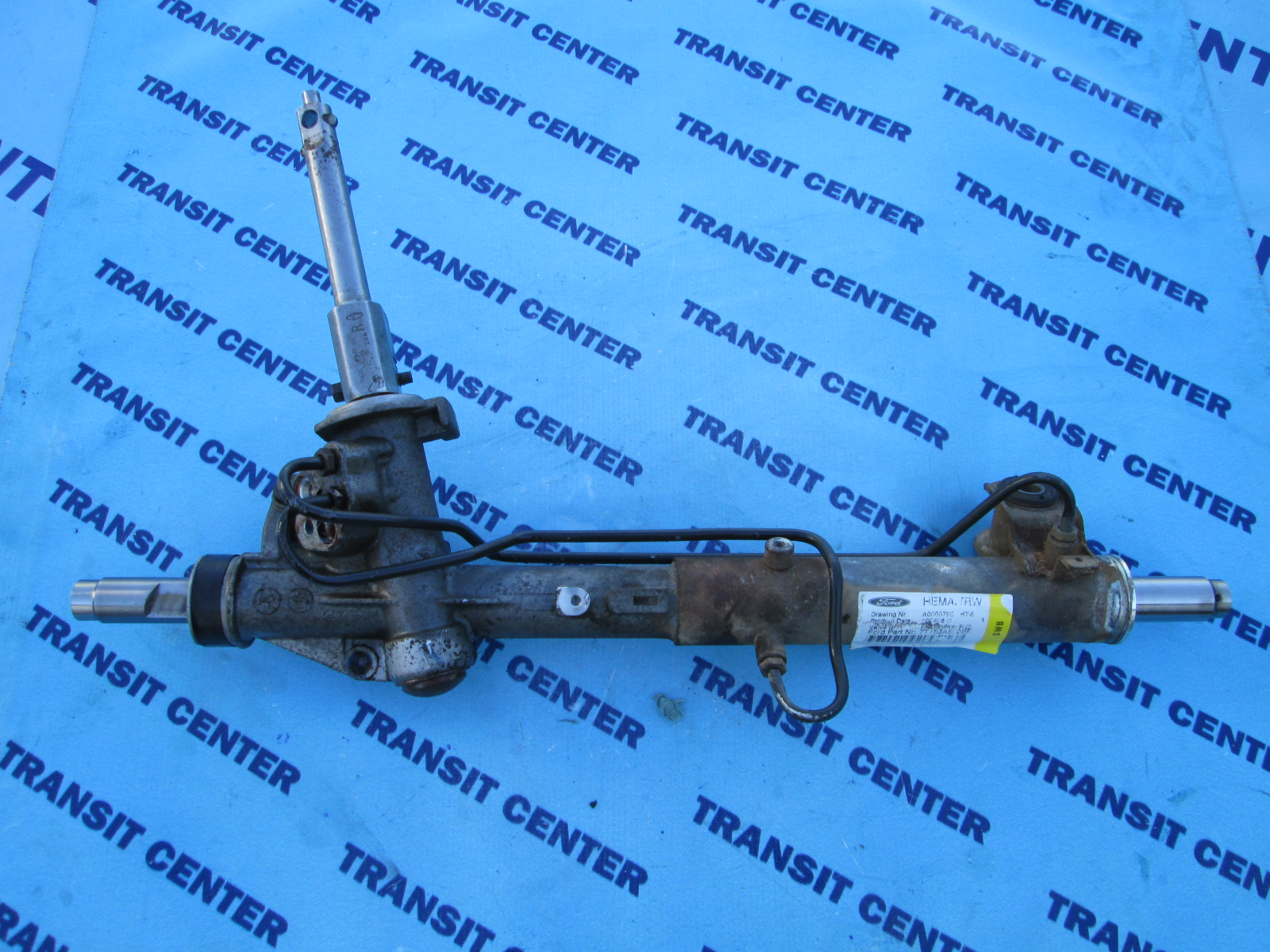 Used Ford Transit Connect >> Steering rack Ford Transit Connect 2006, RHD