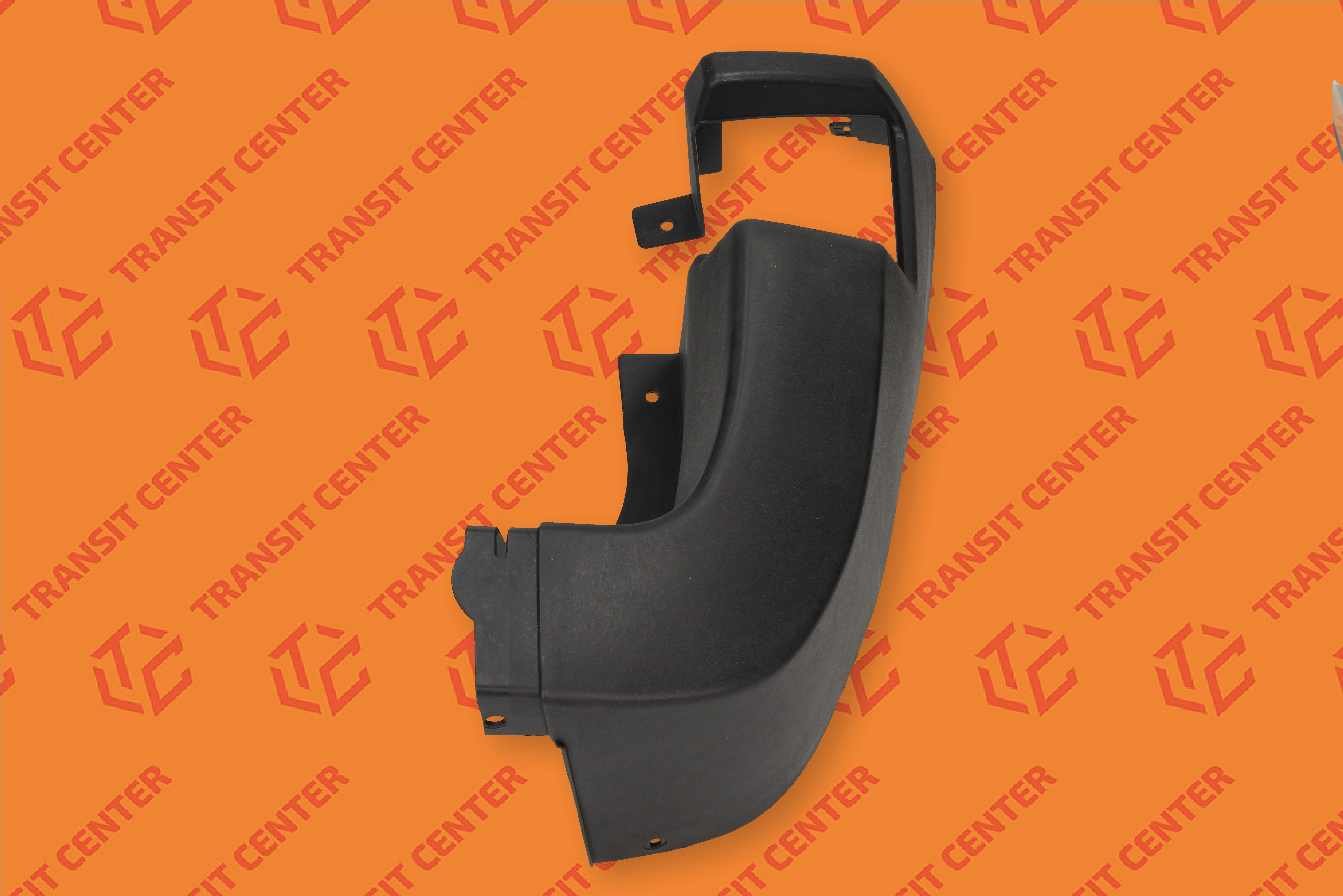 Bumper Corner Right Rear for Ford Transit MK8