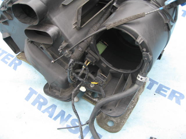 Used Ford Transit Connect >> Heater matrix set Ford Transit 2006-2013
