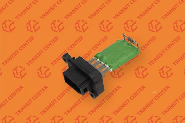 Blower resistor Ford Transit 1998 Trateo