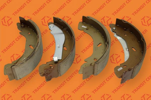 Brake shoe set 16\'\' BSG Ford Transit 2000-2006