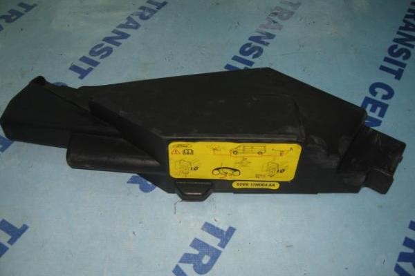 Car jack cover housing Ford Transit 1986-2000