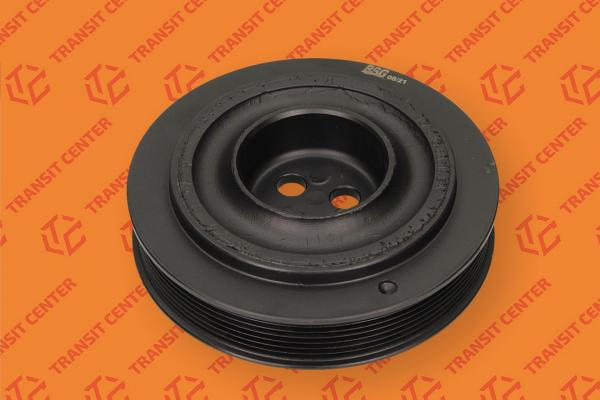 Crankshaft pulley Ford Transit 2.4 TDCI 2006-2013