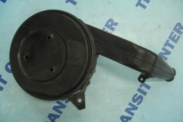 Air filter housing metal Ford Transit 2.5 D 1986-1991