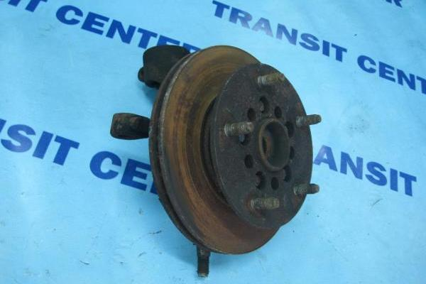 Crossover front with hub right Ford Transit FWD 2000-2006