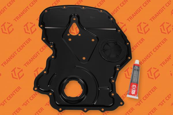 Engine front cover Ford Transit 2.4 2000-2013 Trateo