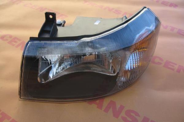 Headlight front left manual Ford Transit 2000-2006