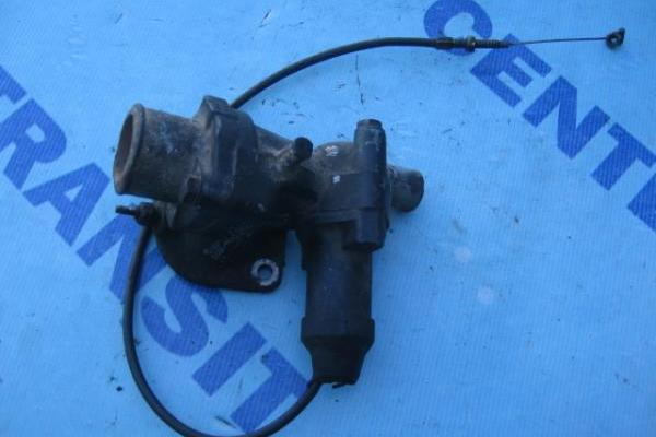 Thermostat housing 2.5 diesel Ford Transit 1984-1991