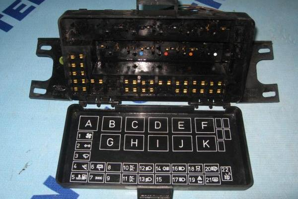 fuse box ford transit 1986 1994. Black Bedroom Furniture Sets. Home Design Ideas