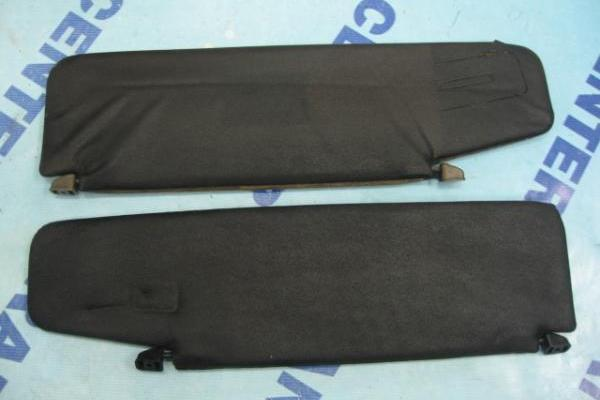 Interior sun visor set Ford Transit 1978-1985