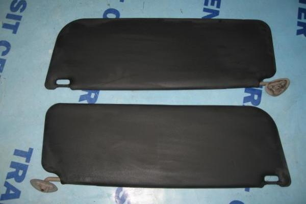 Interior sun visor set Ford Transit 1994-2000