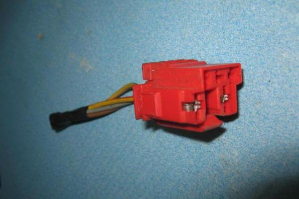 Switch plug Ford Transit 1986-2000