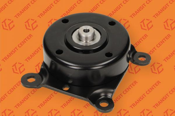 Tensioner fan pulley Ford Transit 2.4 2000 Trateo