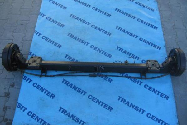 Beam rear suspension complete FWD Ford Transit 2000-2006