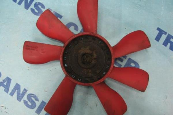 Cooling fan with clutch 1.6 OHC 2.0 OHC Ford Transit 1986-1994