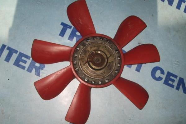 Cooling fan with clutch 1.6 OHC 2.0 OHC Ford Transit 1978-1985