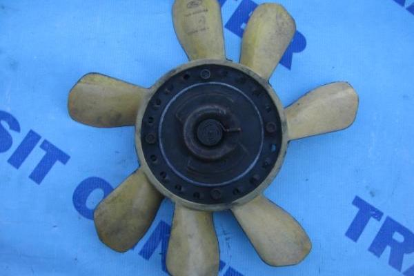 Cooling fan with clutch OHC diesel Ford Transit 1978-1985