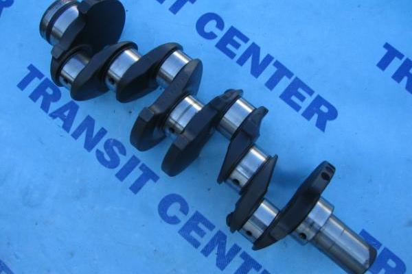 Crankshaft 2.5 diesel 2.5 turbodiesel Ford Transit 1984-2000