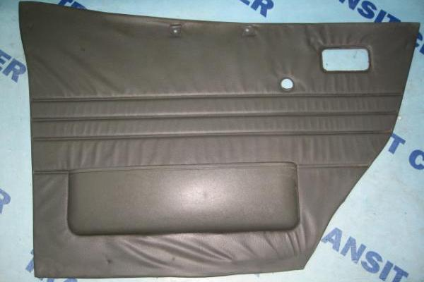 Front left door panel with pocket Ford Transit 1986-1991