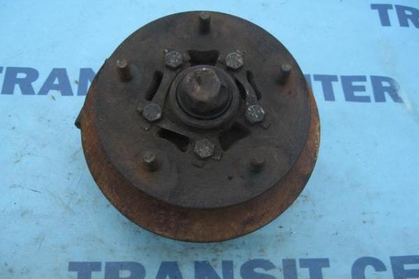 "Front left spindle with hub 14"" wheel transit 1986-1991"