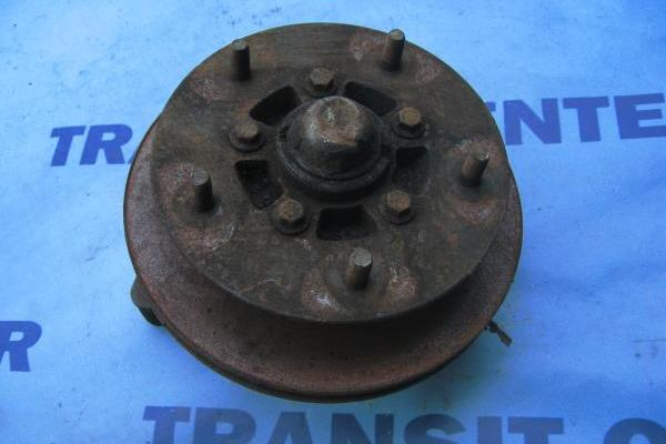 "Front right spindle with hub 14"" wheel transit 1991-2000"